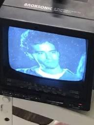 Tv preto e branco 5 pol. Pega digital
