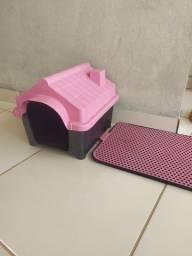 Título do anúncio: Casinha e tapete higiênico