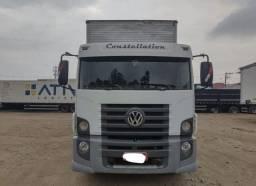 Título do anúncio: Caminhão vw 24250 constellation 2011