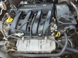 MOTOR RENAULT 1.6 16V
