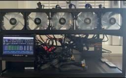 RIG mineração 450 MH