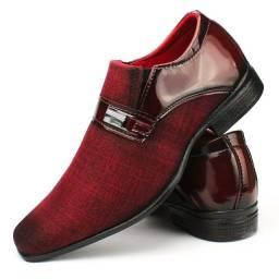 Sapatos na promoção