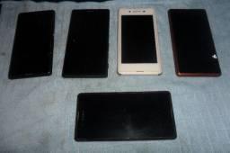 lote de celulares sony