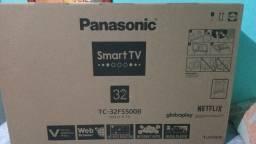 """Título do anúncio: Tv Panasonic 32"""" smart"""