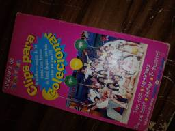 VHS Chiquititas Clipes