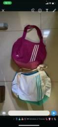 Bolsa usada adidas conjunto