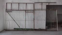 Título do anúncio: Portão para obra ou sitio