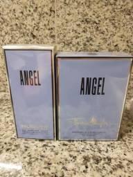 Perfume e hidratante Angel Thierry Mugler