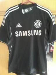 Camisa Chelsea 2013/2014 S/n° semi- Nova, Original.