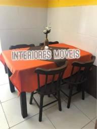 Mesas para restaurante rústicos no polo moveleiro em Gravatá