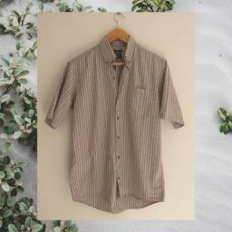 Camisa de botão Lacoste