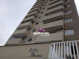 Apartamento com 2 dormitórios para alugar, 67 m² por r$ 1.000,00/mês - conjunto residencia