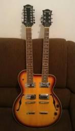 Guitarra Strinberg Double Neck