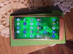 V/T Motorola G6 rosê 64GB /4GB RAM ( sou de Linhares )