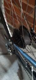 Bicicleta Elétrica Start By Sense Azul Urbana