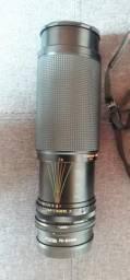 Lente FD Sakar 75-300 mm COM FUNGO