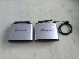 Transmissor de vídeo
