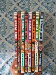 One Piece - 48 a 55 (nunca lidos)