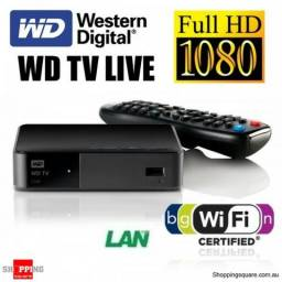 Media Player wd live streaming