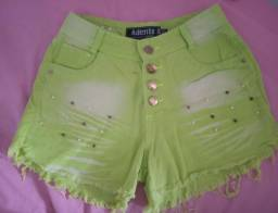 Vendo shorts 15 reais cada
