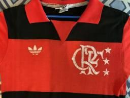 Camisas do Flamengo oficial dos anos 80