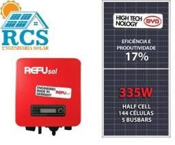 Gerador Energia Solar 2,01KWp - Apenas R$ 11.500,00-Completo, Kit+Instalado+homologação