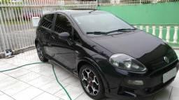 Fiat Punto Blackmotion - 2014