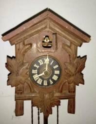 Relógio mini cuco antigo