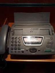 Telefone e fax Panasonic