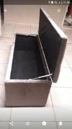 Caçadeira bau sob encomenda 350.00 entrega grátis wats 43 998580202