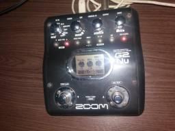 Zoom g2 PARA guitarra (Placa de audio)
