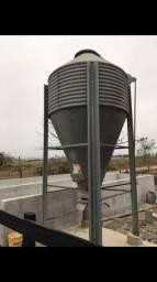 Silo 3500kg para grãos
