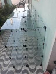 Baucões de vidro