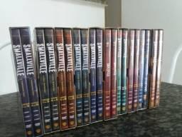 Box Original Smallville, The Walking Dead e Game Of Thrones
