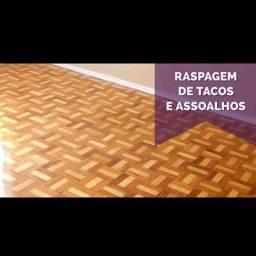 Tacos e assoalhos