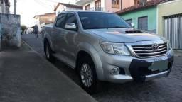 Hilux srv aut 11/12 - 2012