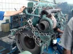 Motor completo Scania 113 360cv semi novo