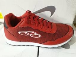 Tenis Olympikus Vermelho