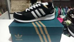 6f0f9080e7e Tênis Adidas masculino novo