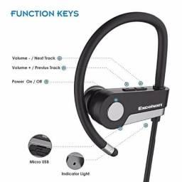 Fone sem Fio Bluetooth 4.1 - Excelvan C6