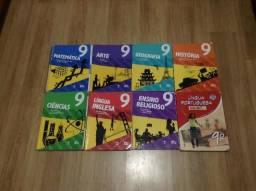 Livros adventista 9ºano - (usados)