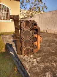 Cabeçote completo motor MWM serie 10