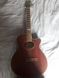 Vendo violão tagima dallas mahogany