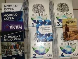 Apostilas SAS 2015 + Módulos