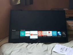 Smart tv troco por computador