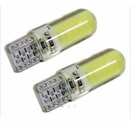 Par Lâmpada Pingo T10 Led Gel - Cob Canbus Canceller