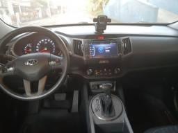Kia Sportage 2.0 automático Prata GNV