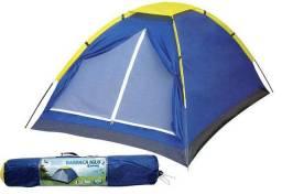 Barracas para acampamento para  2 e 4 pessoas