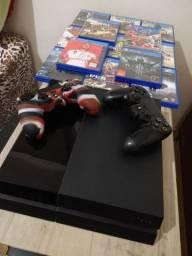 Playstation 4 mais jogos