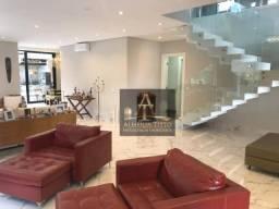 Maravilhosa Casa Para Locação em Alphaville - 480m² - Condomínio Tamboré Dez - Confira!